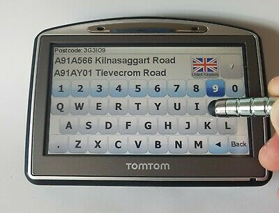 £12.90 • Buy Touch Screen Calibration Service Tomtom One XL XXL GO 520 720 920 530 630 730