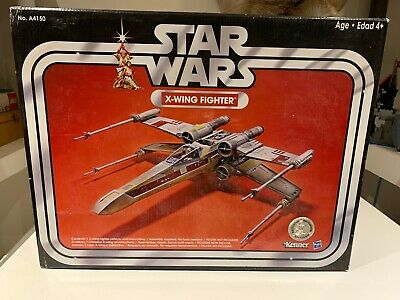 $ CDN200 • Buy Star Wars Vintage Collection X-wing Toys R Us Tru Exclusive Misb Sealed