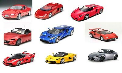 Tamiya Cars 1:24 Scale Series Scale Model Kits Choice Available  • 64.99£