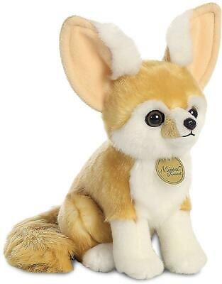 Aurora MIYONI FENNEC FOX 23CM Soft Toy Stuffed Animal BNIP • 11.99£