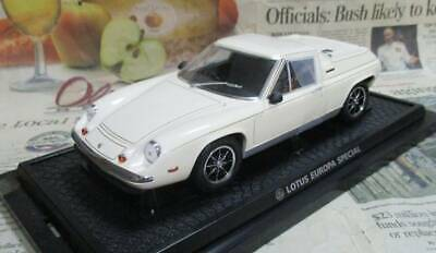 $ CDN799.10 • Buy Rare Discontinued Kyosho 1/18 Lotus Europa Special White ≠ Autoart