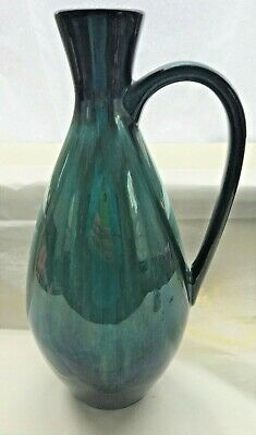 $ CDN50 • Buy Extra Large Blue Mountain Pottery Green Jug/Pitcher 13 1/2  Tall  (655)