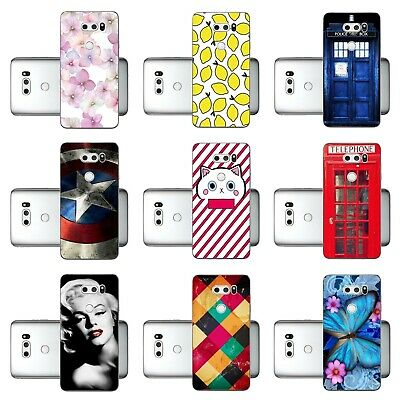 AU9.99 • Buy LG V30 V30 PLUS Case Cover 15 Models Silicone TPU Gel
