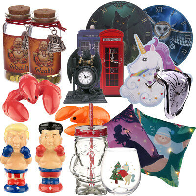 Unusual Gift Present Ideas For Him/Mens/Father/Women/Daughter/Her/Mum Gifts Set • 7.99£