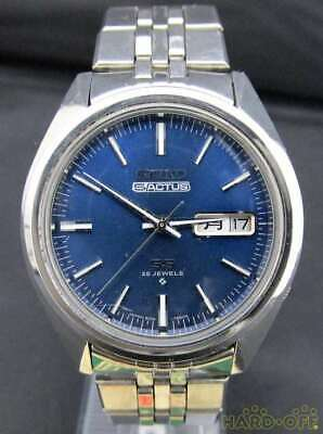 $ CDN462.69 • Buy Seiko 5 Actus 6106-7510 25 Jewels Automatic Mens Watch Authentic Working