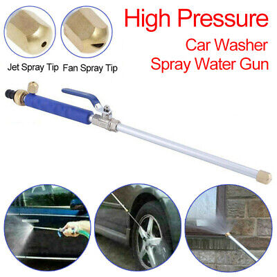 $ CDN19.50 • Buy 2-in-1 Blue High Pressure Power Washer Nozzle Garden Car Washing Cleaning Access