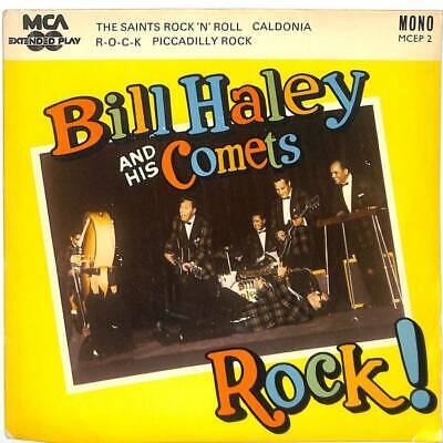Bill Haley And His Comets - Rock! - 7  Vinyl Record EP • 9.99£