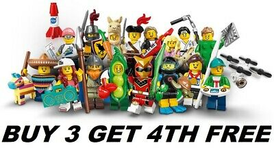 Lego Minifigures Series 20 71027 Pick Choose Your Figure + Buy 3 Get 1 Free  • 5.49£