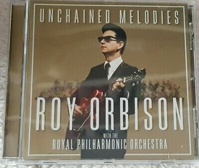 $5.04 • Buy CD Album Unchained Melodies: Roy Orbison & The Royal Philharmonic Orchestra