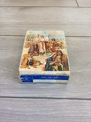 The Holy Bible Illustrated Her Majesty's Printers, Eyre And Spottiswoode Limited • 12£