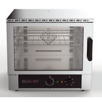 Belmont CTCO50 Table Top Electric Convection 4 X GN 2/3 Oven + FREE Shelf  (New) • 490£