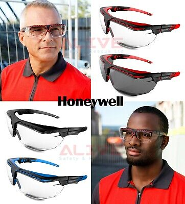 Honeywell AVATAR OTG Safety Goggles Fit Over Prescription Spectacles Glasses • 17.89£