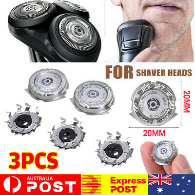 AU11.95 • Buy 3Pcs Replacement Shaver Blades Heads For Philips Series 5000 SH50 SH51 SH52 HQ8