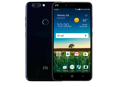 $94.87 • Buy ZTE Blade X2 Max (6400C) 6  Inch Screen Unlocked 16MP Camera Android Oreo New
