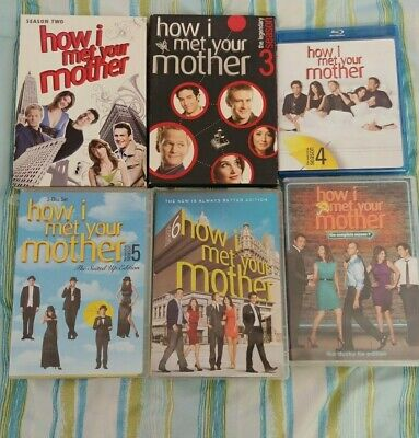 $29.99 • Buy How I Met Your Mother ALMOST Complete Series Seasons 2 3 4 (blu Ray) 5 6 7