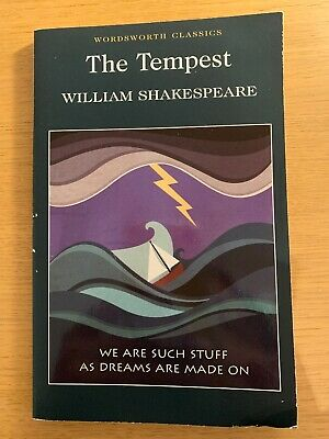 Classics Library: The Tempest By William Shakespeare (1994, Paperback) • 3£