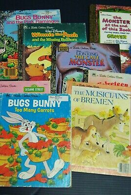 £11 • Buy Little Golden Books Lot Of 8
