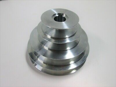 AU51.48 • Buy 4-Step Pulley 5/8  Keyed Bore; Lathe, Drill Press, Scroll Saw Replaces Craftsman