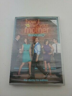 $9.49 • Buy How I Met Your Mother: The Complete Season 7 [3 Disc DVD)  New, Free Shipping