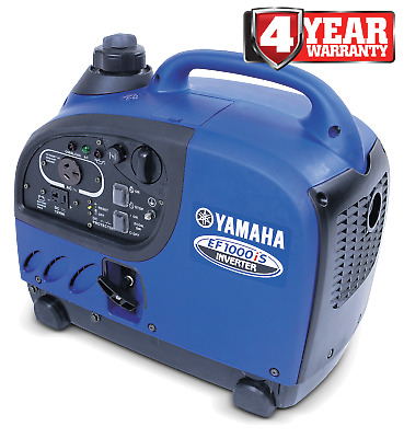 AU1610 • Buy Yamaha Generator Inverter Petrol Yamaha 1Kva - Ef1000Is