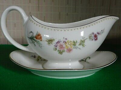 £4.50 • Buy Wedgwood Mirabelle Dinner Set Various Pieces Excellent Condition