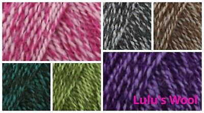 Stylecraft Special Double Knitting Yarn/wool Variegated Mix 100g • 2.94£