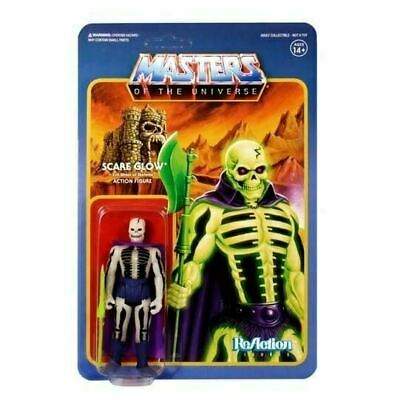 $28.27 • Buy Masters Of The Universe 3 3/4-inch Scare Glow ReAction Figure