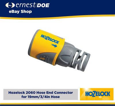 £6.99 • Buy Hozelock 2060 Hose End Connector For 19mm/3/4in Hose