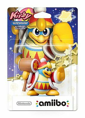AU59.99 • Buy Nintendo Amiibo KING DEDEDE X Kirby Figure - Brand New