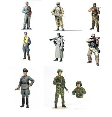 £20.99 • Buy Tamiya Military Figures 1:16 Scale Choice Of Kits For Wargames, Dioramas
