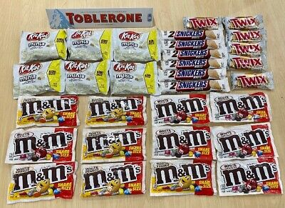 AU119.99 • Buy 9000813 The White Chocolate Lovers Gift Pack Gifts Packs M&m's Snickers M&ms M&m