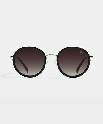 AU70 • Buy Quay Eyewear Firefly Sunglasses Black/brown