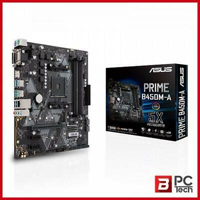 AU175 • Buy ASUS PRIME B450M-A AM4 MATX Desktop Motherboard