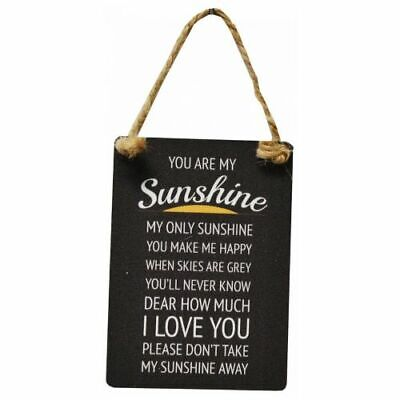 £2.95 • Buy You Are My Sunshine Small Hanging Sign