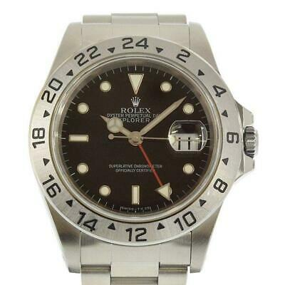 $ CDN11165.14 • Buy Rolex Explorer 2 16570 Exterior Finished OH Finished Automatic Men's [a0505]