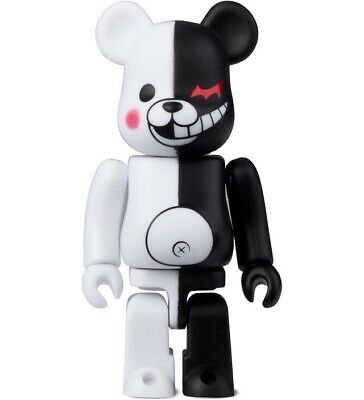 $99.99 • Buy Danganronpa Monokuma 100% Bearbrick Be@rbrick 800 Limited Medicom Rare 2013