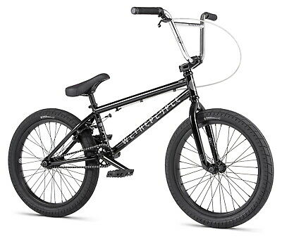 AU799 • Buy WeThPeople BMX Bike - 2020 'CRS FC' Complete Bike - 20.25 TT - Glossy Black