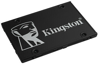 $ CDN175.41 • Buy Kingston KC600 256GB 512GB 1TB 2TB 2.5  SATA III 3D TLC SKC600 Internal SSD Lot