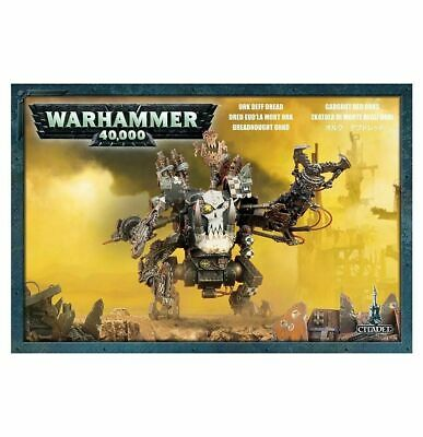$60 • Buy Warhammer 40K Orks Deff Dread (unopened, New In Box)