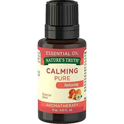 $4.79 • Buy Nature's Truth Aromatherapy Calming 100% Pure Essential Oil, Citrus, 0.51 Fluid
