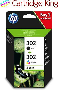 HP 302 Ink Cartridges • 27.90£