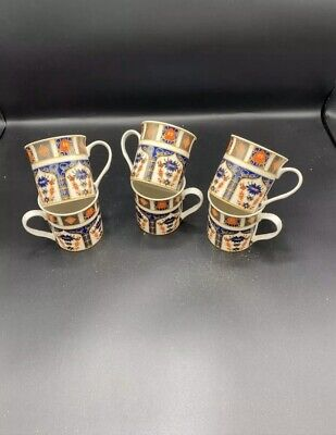 Crown Derby Intimation Replica Mugs • 59.99£