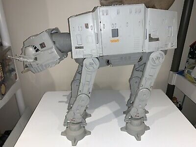 $ CDN350 • Buy Vintage Star Wars At-At Complete Working Lights And Sound All Original Chin Guns