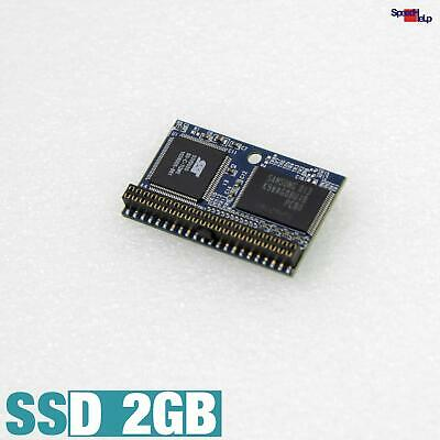 Ssd Apacer 2gb Ide Flash Thinclient Hp T5500 T5530 44pin Pol Dom Ssd Disk On Chi • 6.03£