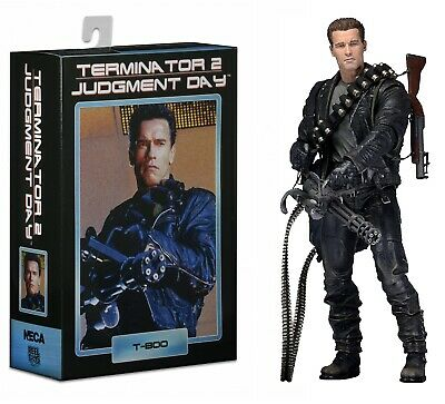 NECA Terminator 2 Ultimate T-800 7  Scale Action Figure - Official • 35.99£