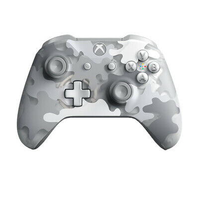 AU107.95 • Buy Xbox One Arctic Camo Special Edition Wireless Controller NEW PREORDER 09/6
