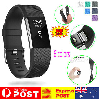 AU2.99 • Buy For Fitbit Charge 2 Bands Various Replacement Wristband Watch Strap Bracelet