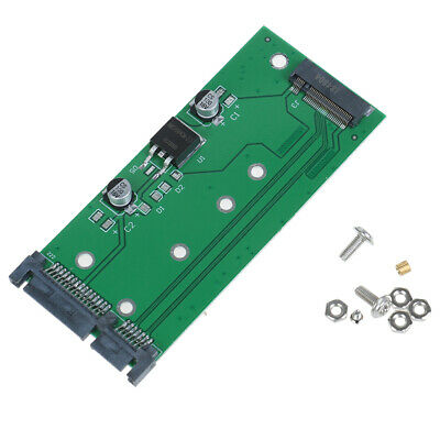 AU14.75 • Buy Laptop SSD NGFF M.2 To 2.5Inch 15Pin SATA3 PC Converter Adapter Card With Scr EO