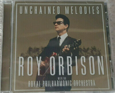 $6.31 • Buy CD Album Roy Orbison - Unchained Melodies With Royal Philharmonic