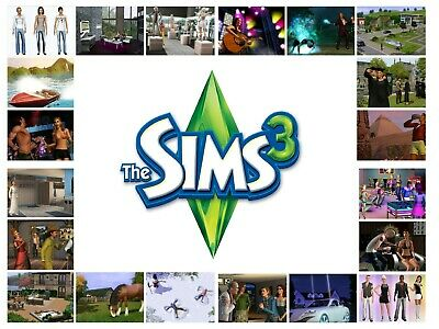 THE SIMS 3 EXPANSIONS PACKS For Origin • 8.25£